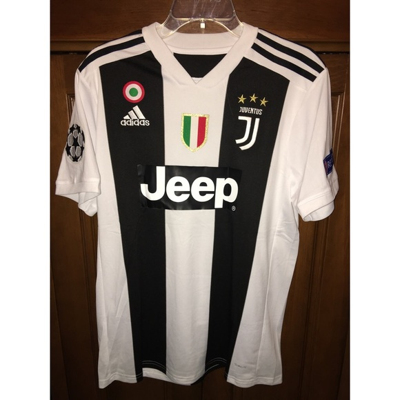 brand new 73d0f d3fc2 2018-19 Juventus Cristiano Ronaldo CR7 jersey NWT